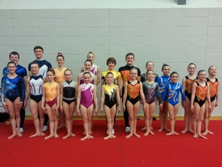 2014 Scottish Acrobatic Championships