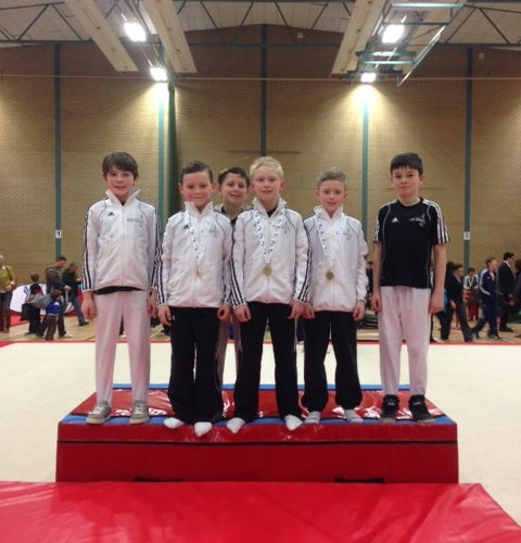 2014 MA Scottish Grades Championships